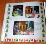 This is one of my old Christmas layouts!